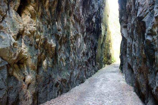Mühlsteinbruch Schwarzes Loch
